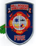 Will Rogers World Airport FD