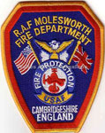 RAF Molesworth Fire Dept.