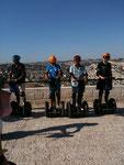 Segway à Jérusalem
