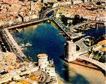 le Vieux Port et le bassin des Yachts Coll. Grasswill 1960