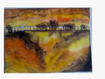 Aquädukt - 24 x 32 - Aquarell / Papier - 2013
