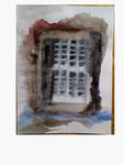 Durchblick - 32 x 24 - Aquarell / Papier - 2013