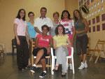 Alumnos Taller de Salsa  Curso 2008 - 09