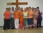 Alumnos Taller de Tahi-Chi  Curso 2008 - 09