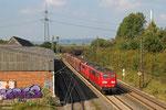 DT RBH 273 (151 083) + RBH 270 (151 025) mit GM 60498 Ensdorf - Neunkirchen(Saar) Hbf, Bous(Saar) 02.10.14