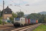 AKIEM BB37033 mit DGS 98802 Ludwigshafen BASF Ubf - Forbach/F (Sdl.KV), Dudweiler 24.09.14