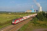 CFL 4011 mit DGS 47683 Bettembourg/L - München-Laim Rbf, Ensdorf(Saar) 10.09.14