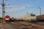 BB37514 mit DGS 91319 Krefeld-Linn - Forbach/F (Creutzwald) am 04.05.14 in Forbach