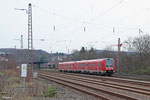 612 124/624 + 612 120/620 als RE Mainz Hbf - Saarbrücken Hbf, Sulzbach 13.12.14 (letzter Betriebstag dieser Baureihe auf der RE 3/80 Linie)