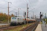 CB Rail BB37521(i.E.für Europorte France SAS) , Forbach 10.11.14