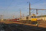 ECR 77 040 mit EZ 49268 Einsiedlerhof - Forbach/F (Villers-Cotterets) am 10.04.14 in Forbach