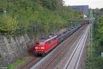 151 016 mit EZ 45660 Gremberg Gsf - Bettembourg/L (EV, Umleiter), Saarbrücken 24.10.14