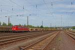 151 061 mit GA 47239 (Vlissingen-Sloehaven/NL ) Venlo - Merzig , Koblenz Mosel am 07.06.14