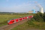 """426 040 """"Namborn"""" + 426 038 """" als RB 33779 Dillingen(Saar) - St.Ingbert, Ensdorf(Saar) 10.09.14"""