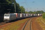 TXL 185 537 mit Mars , Kaiserslautern Kennelgarten 17.07.14