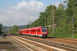 612 139 + 612 005 als Lr 20670 Saarbrücken Hbf - Dudweiler (Sdl. Abstellung wegen Bauarbeiten in SSH), Dudweiler 01.09.14