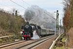 Rückfahrt DPE 99 Völklingen - Heidelberg wieder mit 01 1066 und wieder in Burbach