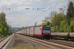 """CFL 4016 mit """"Marszug"""" am 19.04.14 in Duweiler"""