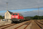 04.07. - Baumholder , 218 009 mit M 62799 nach Kornwestheim Rbf