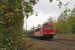 155 194 mit GA 52906 (Irun/E) Saarbrücken Rbf Nord - Kassel Rbf (Braunschweig) (VW-Materiallogistik)