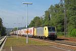 189 909 (i.E. für TX Logistik), Dudweiler 17.09.14