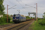 181 201 mit EK 55922 Saarbrücken Rbf West - Dillingen Hochofen Hütte , Saarlouis Roden 06.05.14