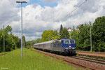 181 201 mit EN 453 Paris Est - Moskva Belorusskaja am 07.05.14 in Saarbrücken Ost