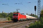 152 093 mit GC 49239 Forbach/F - Hüls AG (Sdl.EKW), Luisenthal(Saar) 03.10.14