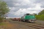 SNCF FRET BB60056 beim rangieren in Forbach/F am 28.04.14