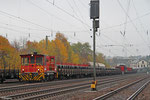 RST Nr.8 (O&K MC 800 N Baujahr 1979) am 10.11.14 in St.Ingbert