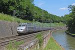 TGV , Arzviller 03.07.14