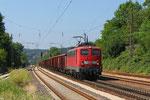 22.07. - Dudweiler , 140 837 mit EK 55901 Völklingen - Mannheim Rbf