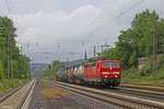 181 219 mit KT 40995 (Bayonne/E) Forbach/F - Ludwigshafen/R BASF Ubf (Sdl.KV) am 04.06.14 in Dudweiler