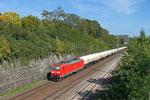 185 187 mit XP 49247 Creutzwald/F - Hüls AG (Butan in EKW), Saarbrücken 17.09.14