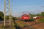 181 210 mit IC 2052 Stuttgart Hbf - Saarbrücken Hbf am 16.05.14 in Einsiedlerhof