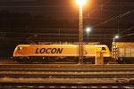 25.07. Saarbrücken Rbf , LOCON 502 (189 821) mit DGS 69359 Neunkirchen Hbf - Bremen Inlandshafen