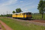 Mess Nbz 92851 Fürstenhausen - Saarbrücken Hbf am 20.05.14 bei Gersweiler-Ottenhausen