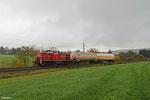 294 854 mit EK 55995 Neunkirchen(Saar) Hbf - Göttelborn (Sdl.Amoniak), Merchweiler 05.11.14