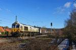 ECR 77 040 mit EZ 44286 Mannheim Rbf Gr G - Lerouville/F am 26.11.13 in Hochspeyer (EV)