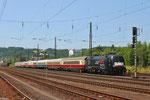 21.07. - Koblenz-Mosel , TXL 182 599 mit Dlr 25719 Trier - Köln