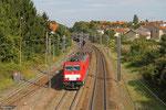 186 329 mit GA 48240 Einsiedlerhof - Irun/E (VW), Stiring-Wendel 29.09.14