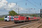 143 018 abgestellt seit Dezember 2012, Trier 11.08.14