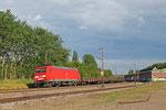 145 043 mit GM 60527 Kehl - Ehrang Nord , Ensdorf 15.06.14
