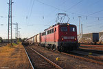 140 791 mit EK 55957 Dillingen(Saar) - Saarbrücken Rbf Nord (EV, Dauer-Lü-KLV P45, C45, P359, C364) , Dillingen 02.07.14