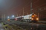ECR 77 009 mit EZ 49268 Einsiedlerhof - Villers-Cotterets/F, Forbach 03.12.14