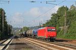 145 093 (145-CL 015) mit DGS 88717 (Bertrange/L) Ehrang Nord - Ludwigshafen-Rheingönheim, Dudweiler 01.09.14