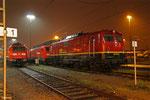 EBM Cargo 140 070 am 13.11.14 in Mannheim Rbf