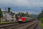 186 336 mit EZ 44243 Woippy/F - Mannheim Rbf Gr.M (EV), Dudweiler 19.09.14