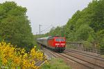 181 215 mit EN 453 Paris Est - Moskva Belorusskaja am 06.05.14 kurz nach Grenzübertritt in Saarbrücken