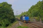 """CFL 1581 + 1585 mit """"Marszug"""" von Bettembourg/L nach München , Saarbrücken 11.06.14"""